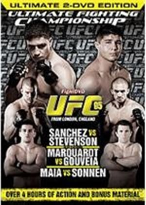 UFC Ultimate Fighting Championship - Ufc 95 - Sanchez Vs Stevenson