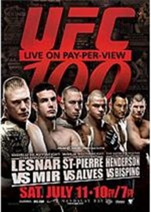 Ultimate Fighting Championship - Ufc 100 - Making History