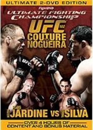 UFC- UFC 102 - Couture Vs Nogueira