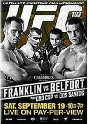 UFC - UFC 103 Franklyn Vs Belfort