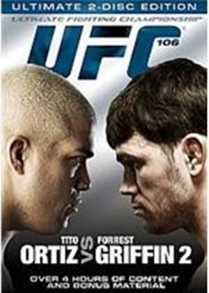 Ufc - Ufc 106 - Ortiz Vs Griffin 2