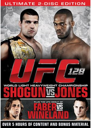 UFC 128: Shogun vs Jones