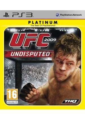 UFC - 2009 Undisputed - Platinum (PS3)