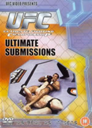 UFC Ultimate Fighting Championship - Ultimate Submissions