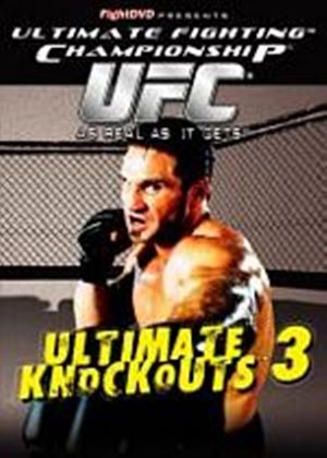 UFC Ultimate Fighting Championship - Ultimate Knockouts 3
