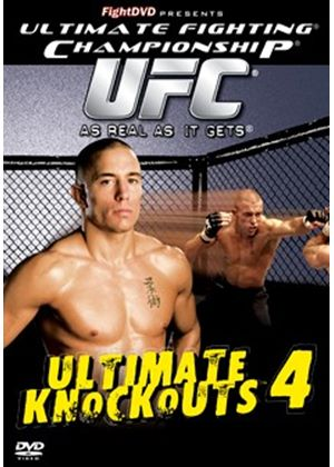 UFC Ultimate Fighting Championship: Ultimate Knockouts Volume 4