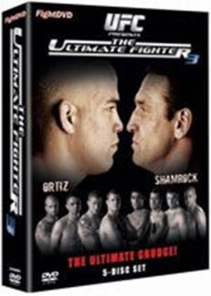 UFC Ultimate Fighting Championship - Ultimate Fighter Season 3