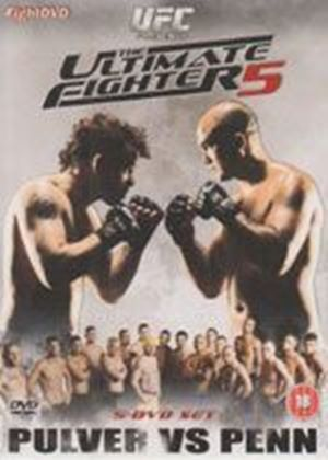 UFC Ultimate Fighting Championship - The Ultimate Fighter - Series 5