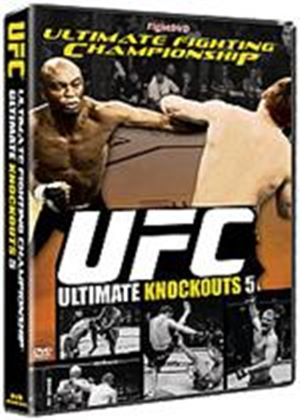 UFC Ultimate Fighting Championship - Ultimate Knockouts Vol.5
