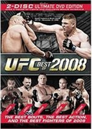 UFC Ultimate Fighting Championship - The Best Of 2008