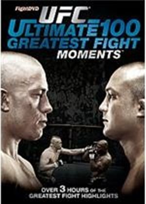 Ufc 100 - Greatest Fight Moments
