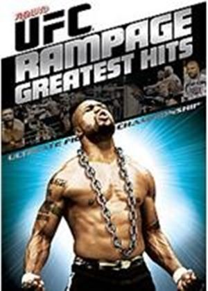 Ufc - Ufc Rampage Greatest Hits