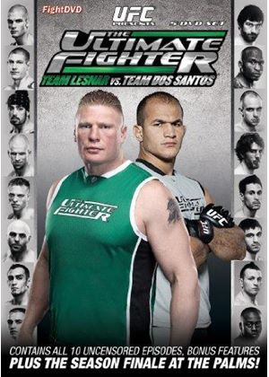 UFC: The Ultimate Fighter - Series 13 - Team Lesnar vs Team Dos Santos