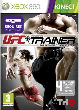 UFC Personal Trainer - Kinect (XBox 360)