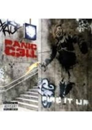 Panic Cell - Fire It Up (Music CD)