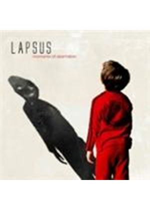 Lapsus - Moments Of Aberration (Music CD)
