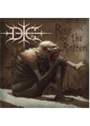 Die - Rise Of The Rotten (Music CD)
