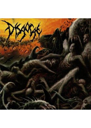 Disgorge - Parallels Of Infinite Torture (Music CD)