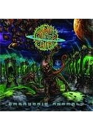 Rings Of Saturn - Embryonic Anomaly (Music CD)