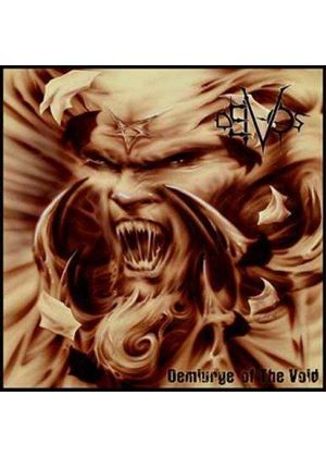 Deivos - Demiurage of the Void (Music CD)