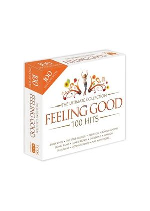 Various Artists - Ultimate Collection - Feeling Good (Music CD)