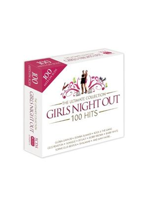 Various Artists - Girls' Night Out - The Ultimate Collection (Music CD)