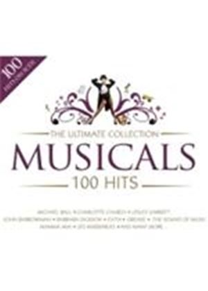 Various Artists - 100 Hits - Musicals (Music CD)