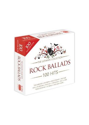 Various Artists - Rock Ballads: Ultimate Collection (Music CD)