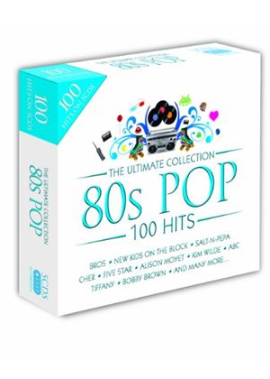 Various Artists - Ultimate Collection (80's Pop 100 Hits) (Music CD)