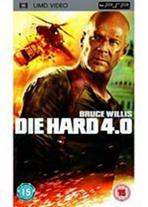 Die Hard 4.0 Live Free Or Die Hard (UMD Movie)