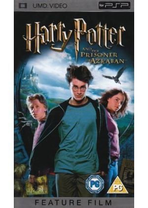 Harry Potter And The Prisoner Of Azkaban (UMD Movie)