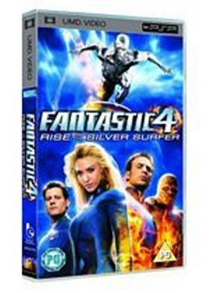Fantastic Four - Rise of The Silver Surfer (UMD Movie)