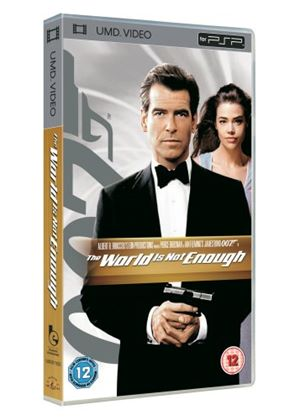 The World Is Not Enough (James Bond UMD Movie)