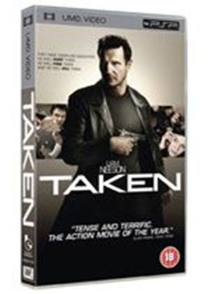 Taken (UMD Movie)