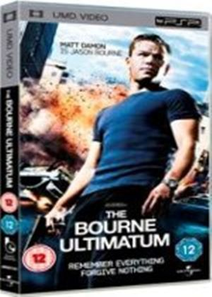 The Bourne Ultimatum (UMD Movie)