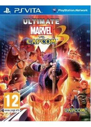 Ultimate Marvel vs. Capcom 3 (PlayStation Vita)