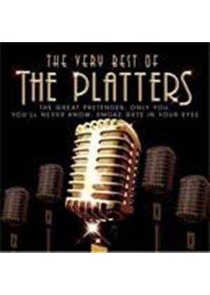 The Platters - Very Best Of (Music CD)