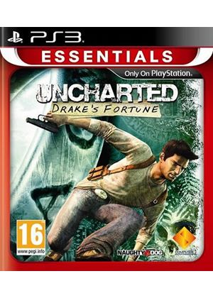 Uncharted: Drake's Fortune (Essentials) (PS3)