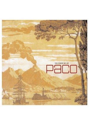 Paco - This Is Where We Live [US Import]