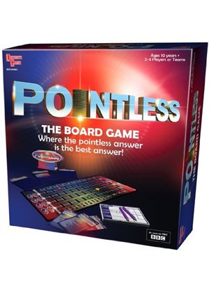 University Games Pointless The Board Game
