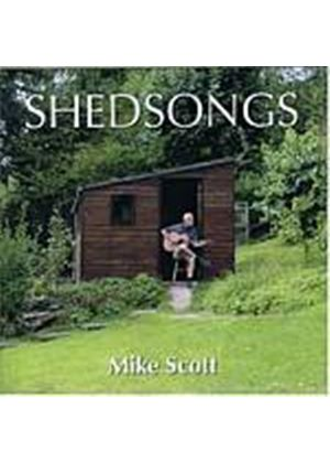 Mike Scott - Shed Songs (Music CD)