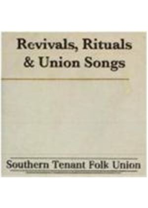 Southern Tenant Folk - Revivals Rituals And Union Songs (Music CD)
