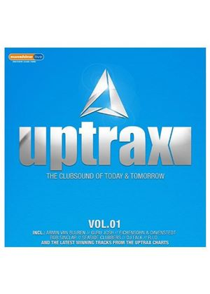Various Artists - Uptrax, Vol. 1 (Music CD)