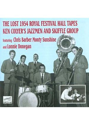 Ken Colyers Jazzmen And Skiffle Group - The Lost 1954 Royal Festival Hall Tapes (Music CD)