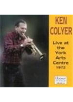 Ken Colyer - Live At The York Arts Centre 1972