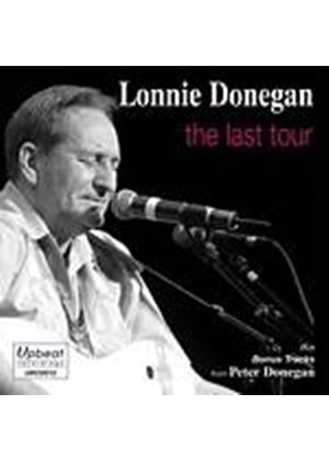 Lonnie Donegan - The Last Tour (Music CD)
