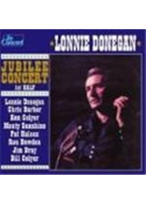 Lonnie Donegan - Jubilee Concert At The Fairfield Hall 5th June 1981 (Music CD)
