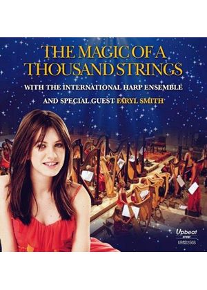 Magic of a Thousand Strings (Music CD)