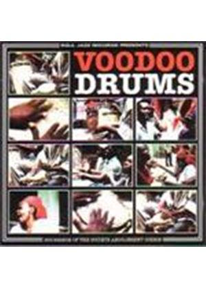 Drummers Of The Societe Absolument Guinin - Voodoo Drums (Music CD)