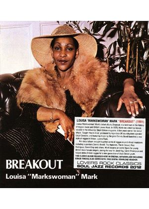 "Louisa ""Markswoman"" Mark - Breakout (Music CD)"
